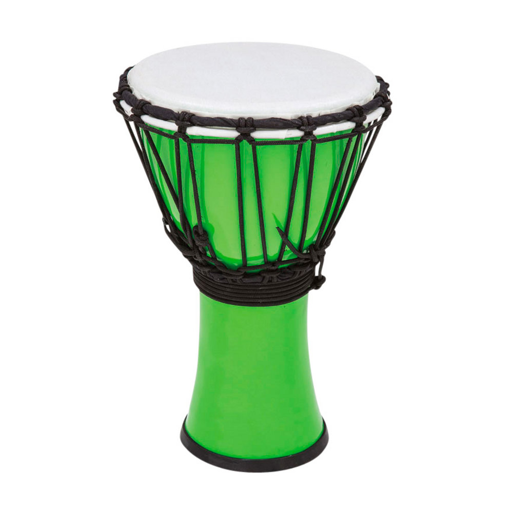 Toca TFCDJ 7PG Freestyle Colorsound Djembe 7 Zoll, Pastel Green