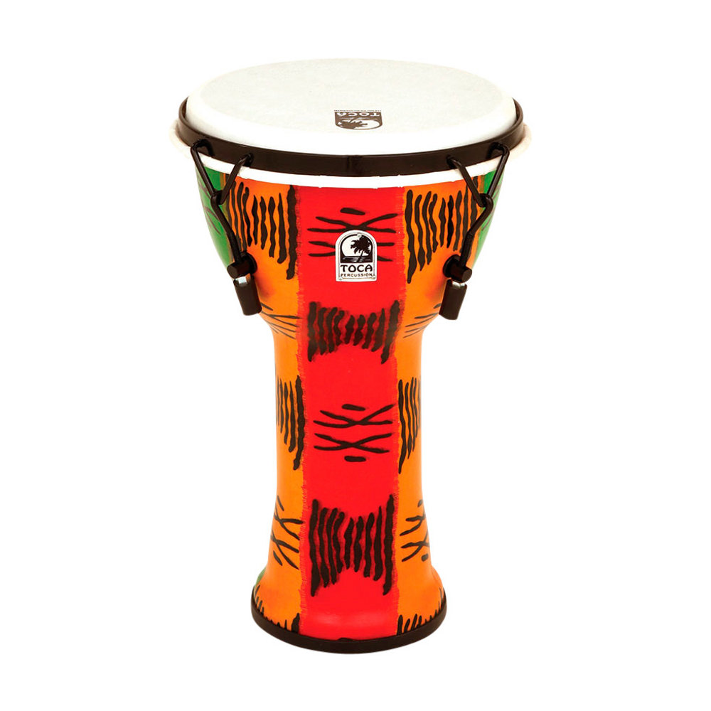 toca tf2dm 9s freestyle ii mech tuned djembe spirit 9 kaufen bax shop. Black Bedroom Furniture Sets. Home Design Ideas