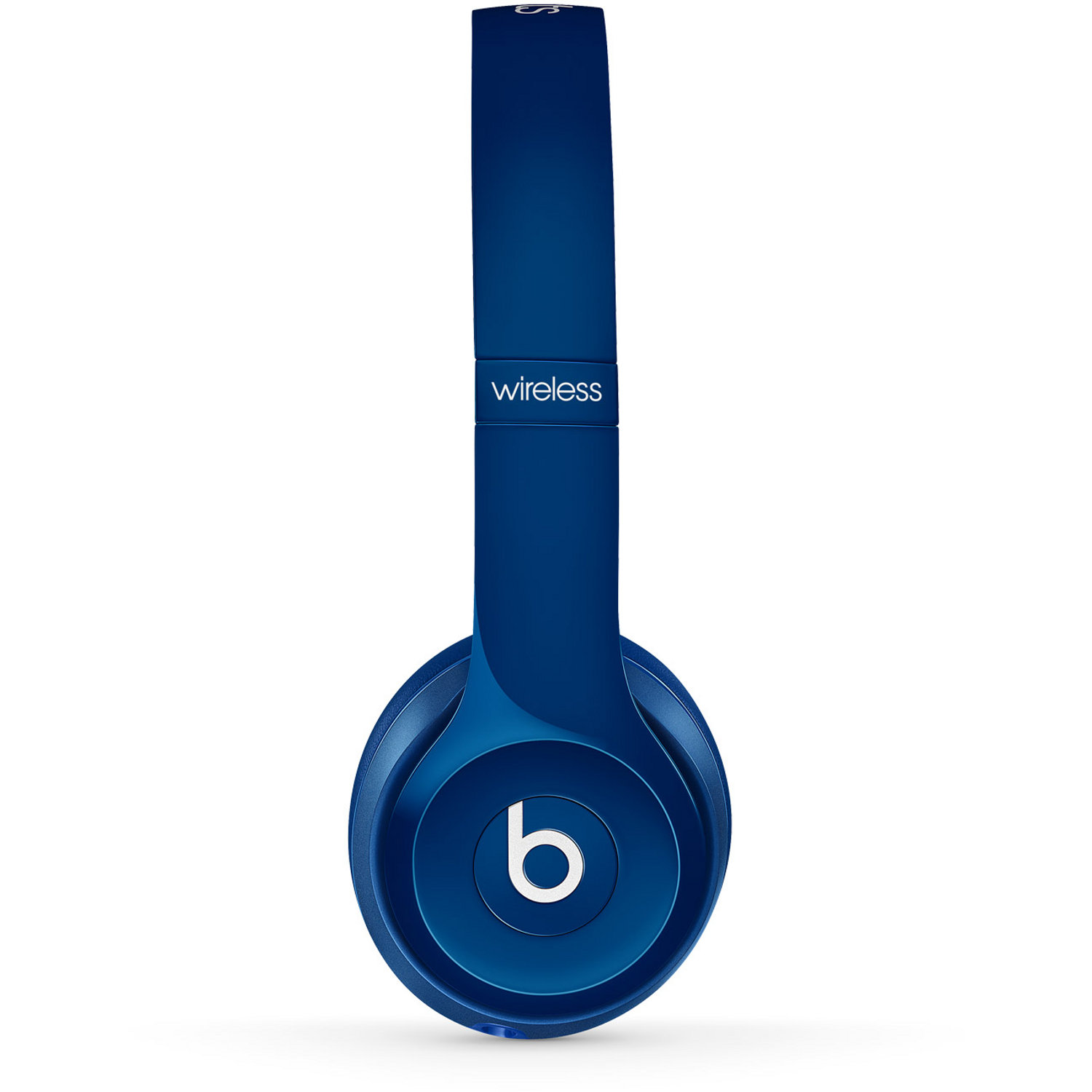 beats by dre solo2 wireless blue bluetooth kopfh rer. Black Bedroom Furniture Sets. Home Design Ideas