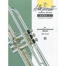 Alfreds Music Publishing - Allen Vizzutti -  Trumpet Method Buch 1
