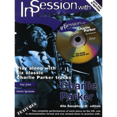 MusicSales - In Session with Charlie Parker