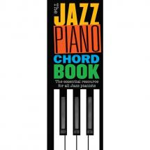Wise Publications - The Jazz Piano Chord Book