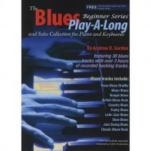 MusicSales - The Blues Play-a-long und Soli Collection