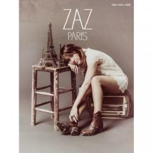 Wise Publications - Zaz - Paris (PVG)