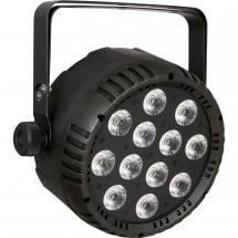 Showtec Club PAR 12/4 RGBW LED-Par