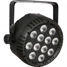 Showtec Club PAR 12/6 RGBWAUV LED-Par