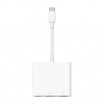 Apple USB-C - VGA-Multiport-Adapter