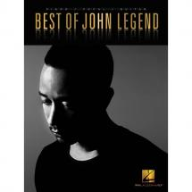 Hal Leonard - Best of John Legend