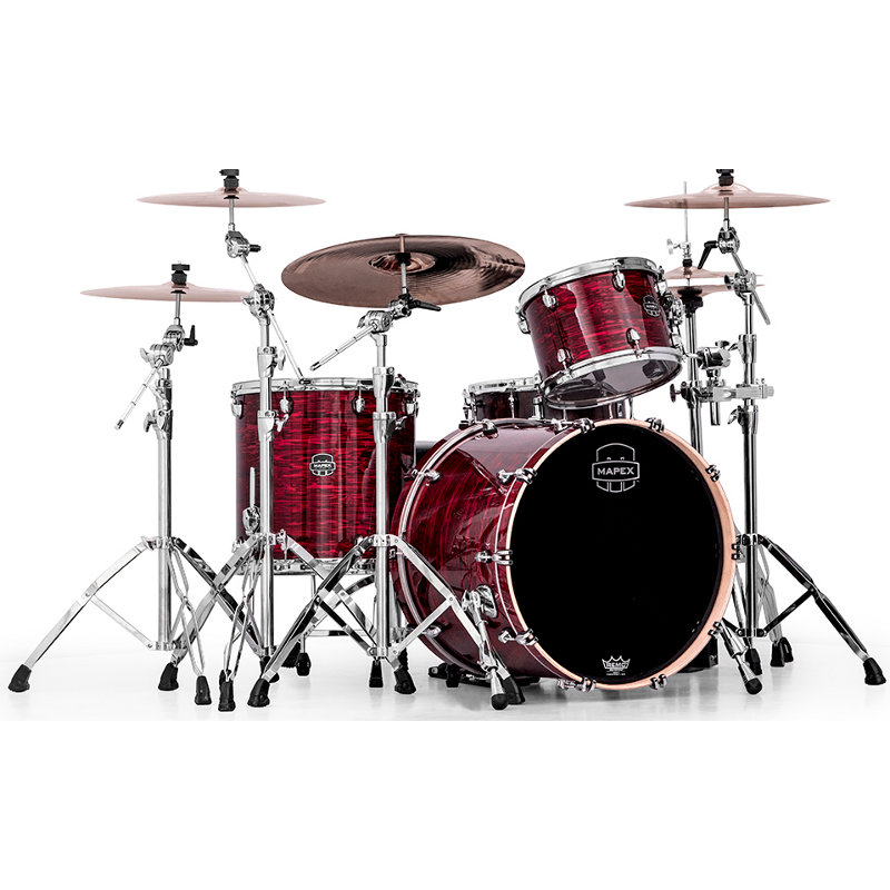 Mapex MXSV481C PC Saturn V MH Red Strata Pearl