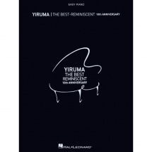 Hal Leonard - Yiruma - The Best - Reminiscent 10th Anniversary