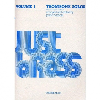 Chester Music - Just Brass - Trombone Solo's Volume 1