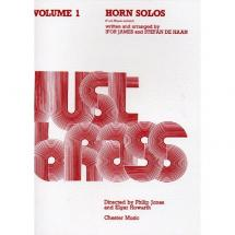 Chester Music - Just Brass - Horn Solo's Volume 1
