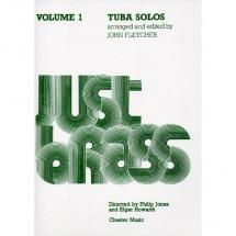 Chester Music - Just Brass - Tuba Solo's Volume 1