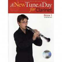 Wise Publications - A new tune a day - Buch 1 für Klarinette