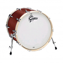 "Gretsch Drums USA Brooklyn Satin Tabasco 22 x 18"" Bassdrum"