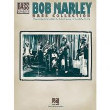 Hal Leonard - Bob Marley - Bass Collection