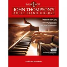 Willis Music - John Thompson's Adult Piano Course: Book 1