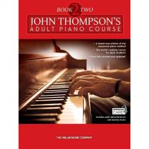 Willis Music - John Thompson's Adult Piano Course: Book 2