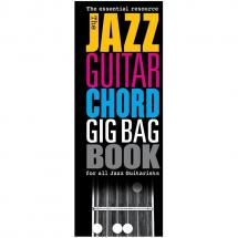 Wise Publications - The Jazz Guitar Chord Gig Bag Book