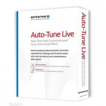 Antares Auto-Tune Live Vocal Pitch Korrektur-Software (Download)