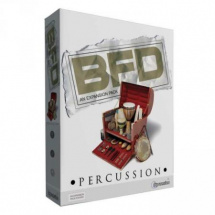 Fxpansion Percussion Collection BFD 2 Expansion Pack (Download)