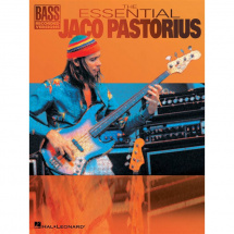 Hal Leonard - The Essential Jaco Pastorius