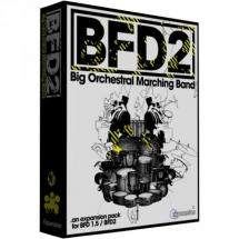 Fxpansion Big Orchestral Marching Band BFD Expansion (Download)