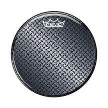 "Remo PA-1022-C1 Graphic Diamond Plate 22"" Bassdrum-Fell"
