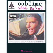 Hal Leonard - Sublime - Robbin' the hood