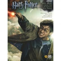 Alfreds Music Publishing - Harry Potter - The Complete Film Series