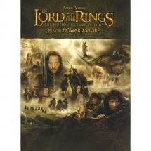 Alfreds Music Publishing - The Lord of the Rings Trilogie - Piano