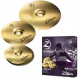 Zildjian PLZ4PK Planet Z Becken-Set