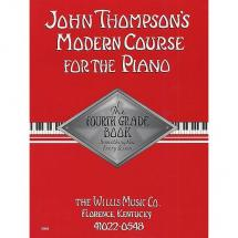 Willis Music - - Thompson's Modern Course for the Piano grade 4 - englisch