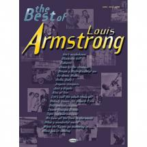 MusicSales - - The Best of Louis Armstrong - englisch