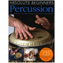 MusicSales Absolute Beginners Percussion
