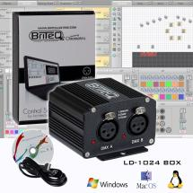 Briteq LD-1024BOX DMX-Interface