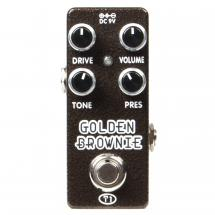 Xvive T1 Golden Brownie Distortion Effektpedal