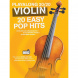 Wise Publications - - Playalong 20/20 Violin: 20 Easy Pop Hits