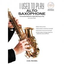 Carl Fischer - - I used to play Alto Saxophone - englisch