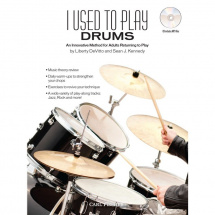 Carl Fischer - - I used to play Drums - englisch