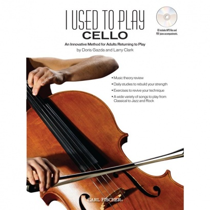 Carl Fischer - I used to play Cello (englisch)