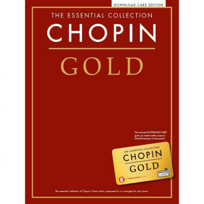 Chester Music - - The Essential Collection: Chopin Gold - englisch
