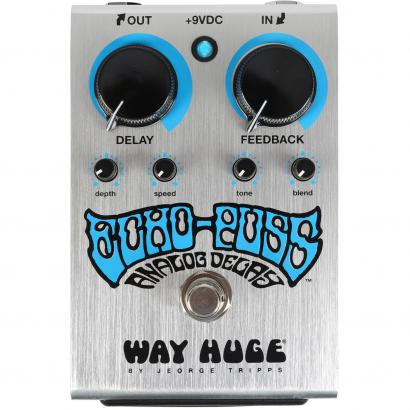 Way Huge WHE702S Echo Puss Analog Delay Pedal