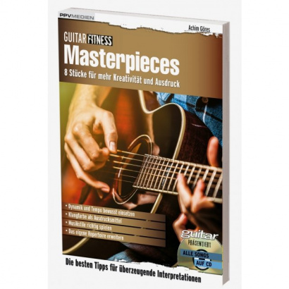 PPVMedien - Guitar Fitness Masterpieces