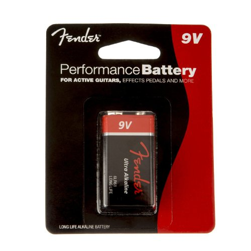 fender performance 9v batterie single pack 1 stk kaufen bax shop. Black Bedroom Furniture Sets. Home Design Ideas