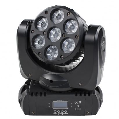 Ayra ERO 704 RGBW LED Beam Moving Head