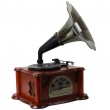 Ricatech RMC350 5 in 1 Music Center mit Horn