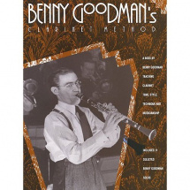 MusicSales - - Benny Goodman's Clarinet Method - englisch