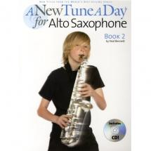 MusicSales - A new tune a day - - A new tune a day - Buch 2 für Altsaxofon