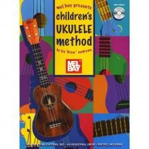 Mel Bay - Lee Drew Andrews - - Lee Drew Andrews - Children's Ukulele Method - Englisch